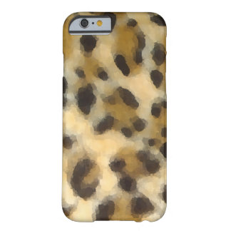 Watercolor Leopard Print iPhone 6 Case (Case-Mate)