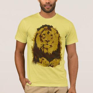 Watercolor Lion T-Shirt