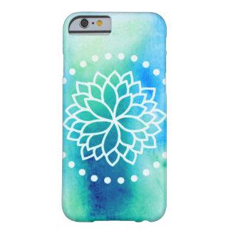 Watercolor Lotus iPhone 6 Case