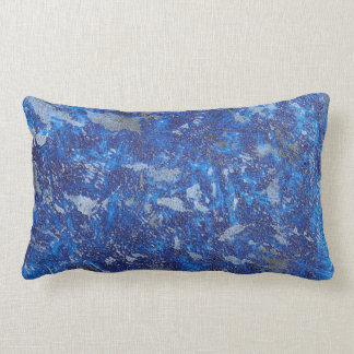 Watercolor Lumbar Pillow
