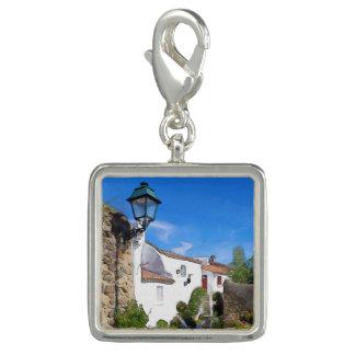 Watercolor Mediterranean village Charm