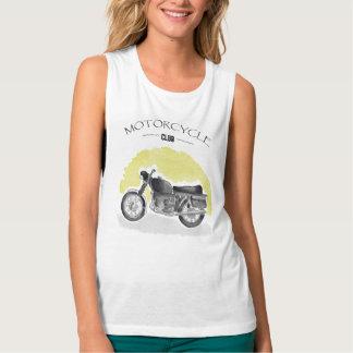 Watercolor Motorcycle Women's t-shirt