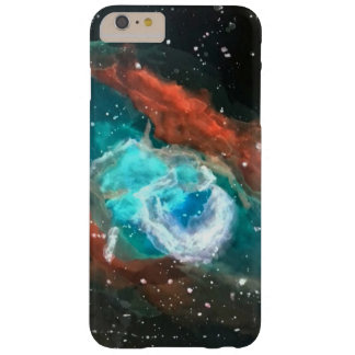 Watercolor Nebula Barely There iPhone 6 Plus Case