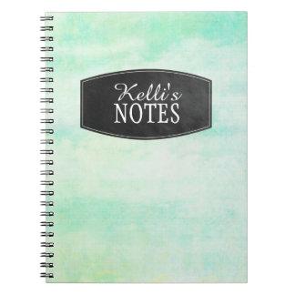 Watercolor Note Book