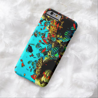 Watercolor Ocean Reef iPhone 6 Case Barely There iPhone 6 Case