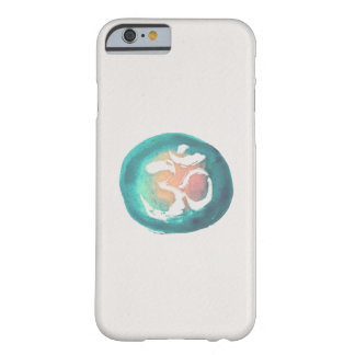 Watercolor Om Symbol Yoga Mediation Instructor Barely There iPhone 6 Case