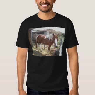 Watercolor Paint Horse Tees