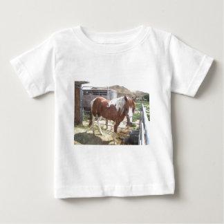 Watercolor Paint Horse Tee Shirt