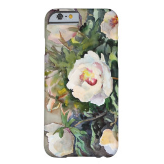 Watercolor Painting Of The Beautiful Flowers Barely There iPhone 6 Case