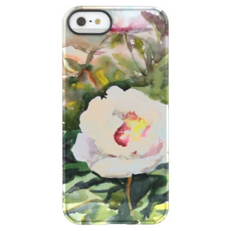 Watercolor Painting Of The Beautiful Flowers Permafrost® iPhone SE/5/5s Case