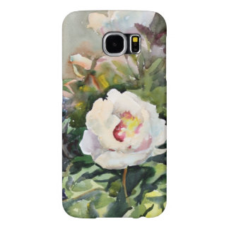 Watercolor Painting Of The Beautiful Flowers Samsung Galaxy S6 Cases