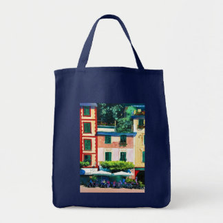 Watercolor Painting Reproduction / Canvas Tote Bag