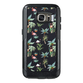 Watercolor Palm Pattern OtterBox Samsung Galaxy S7 Case