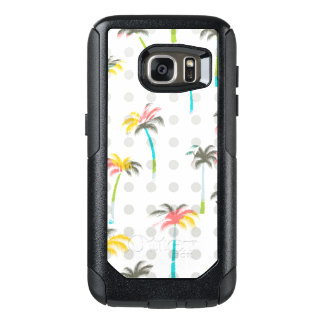 Watercolor Palm Trees OtterBox Samsung Galaxy S7 Case