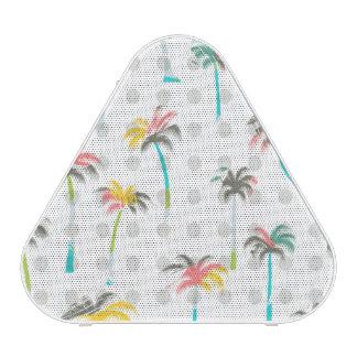 Watercolor Palm Trees Speaker