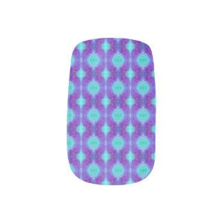 Watercolor Pattern I Minx Nail Art