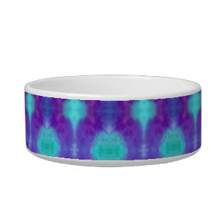 Watercolor Pattern I Pet Water Bowls