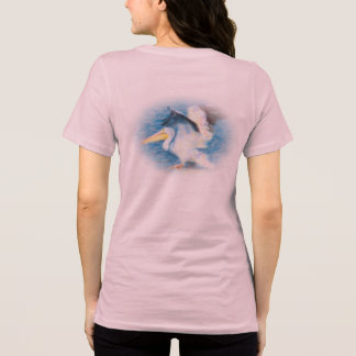 watercolor pelican 17 T-Shirt