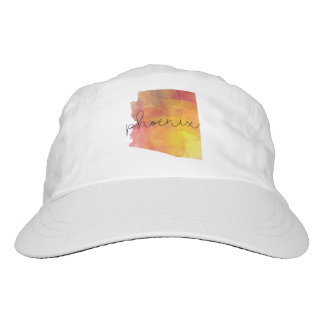 Watercolor Phoenix Arizona Custom Color Hat
