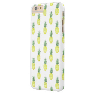 Watercolor Pineapple Phone Case