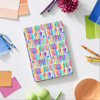 Watercolor Rainbow iPad Air Cover