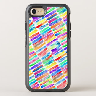 Watercolor Rainbow OtterBox Symmetry iPhone 8/7 Case