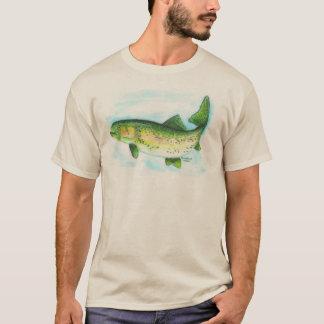 Watercolor Rainbow Trout Shirt