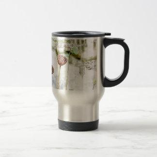 Watercolor Reflection Brooklyn Botanical Garden Travel Mug