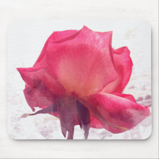 watercolor.Rose. Mouse Pad