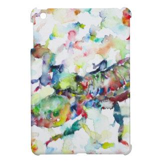 watercolor SCORPION Cover For The iPad Mini