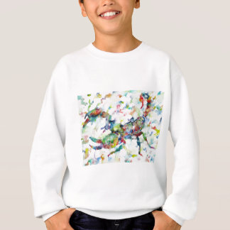 watercolor SCORPION Sweatshirt