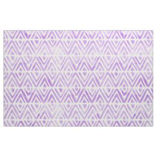 Watercolor Shibori Primitive Chevron Coordinate Fabric
