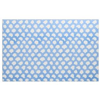 Watercolor Shibori Wave Coordinate Fabric