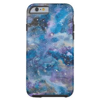 Watercolor Space iPhone 6/6s Tough Case