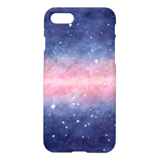 Watercolor Space iPhone 8/7 Case