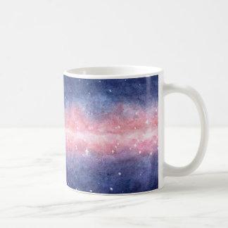Watercolor Space Mug