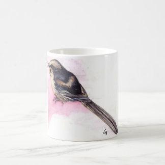 Watercolor Sparrow Coffee Mug