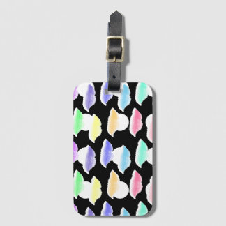 Watercolor Splash! Luggage Tag