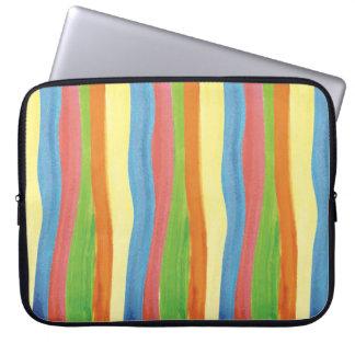 Watercolor Stripes Case
