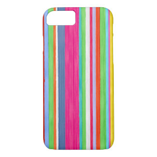 Watercolor stripes nr. 1 iPhone 8/7 case