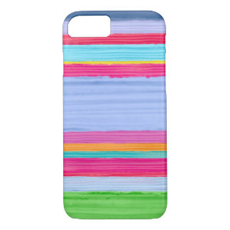Watercolor stripes nr. 2 iPhone 8/7 case