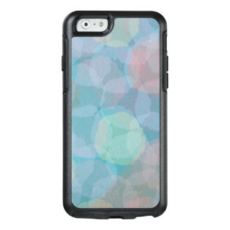 Watercolor Teal Splash iPhone 6 and 6S Otterbox
