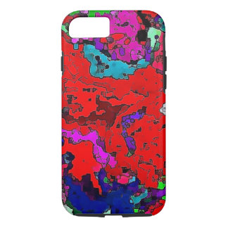 watercolor texture art iPhone 8/7 case