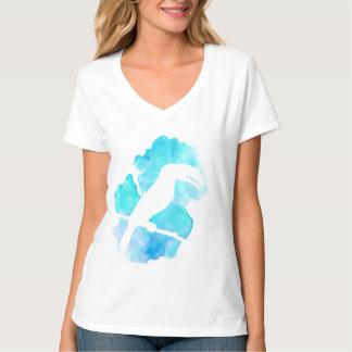 Watercolor Toucan Splash T-Shirt