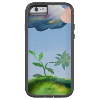 Watercolor Tough Phone Case