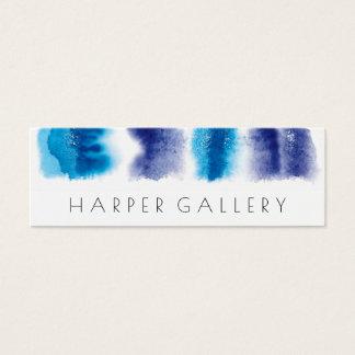Watercolor Tye-dye Business Card