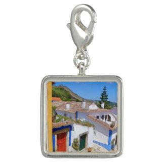 Watercolor village charm