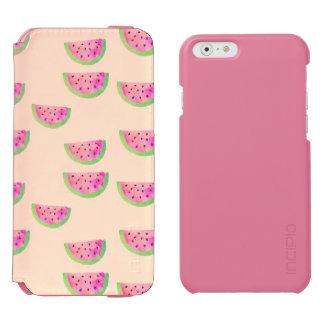 Watercolor Watermelons Incipio Watson™ iPhone 6 Wallet Case