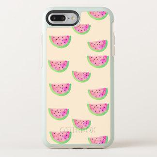Watercolor Watermelons OtterBox Symmetry iPhone 8 Plus/7 Plus Case