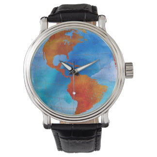 Watercolor World Watch